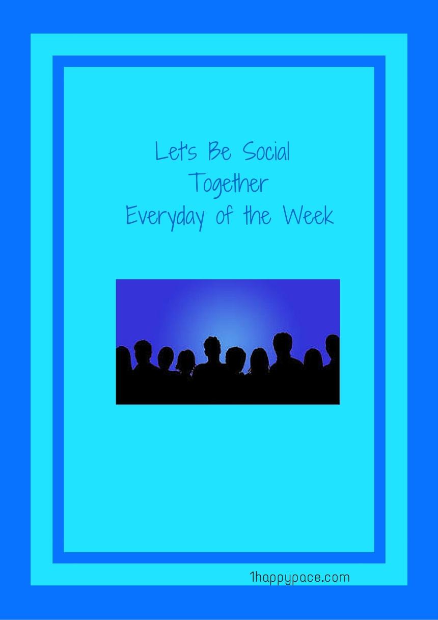 Let's Be Social